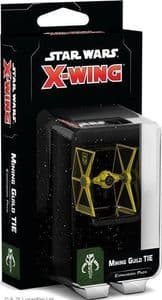 Star Wars X-Wing  Second Edition : Mining Guild TIE Expansion Pack