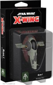 Star Wars: X-Wing (Second Edition) - Slave 1 Expansion Pack