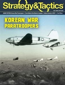 Strategy & Tactics #321: Airborne Korea (Paratrooper: Great Airborne Assaults)
