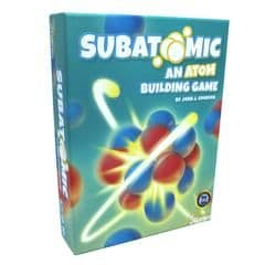 Subatomic: An Atom Building Board Game 2nd Edition
