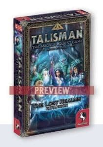 Talisman (Fourth Edition)  : The Lost Realms