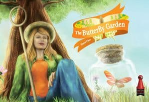 The Butterfly Garden 2nd Edtopm
