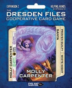 The Dresden Files Cooperative Card Game : Expansion 2 - Helping Hands