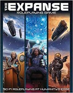The Expanse Roleplaying Game Core Rulebook