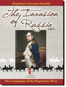 The Invasion of Russia, 1812