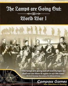 The Lamps Are Going Out : World War I (Second Edition)