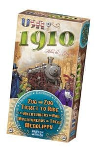 Ticket to Ride: 1910 - USA