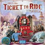 Ticket to Ride: Map Collection Volume 1 - Team Asia and Legendary Asia