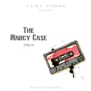 TIME Stories: The Marcy Case 1992 NT Expansion