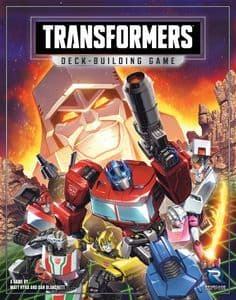 Transformers Deck Building Game