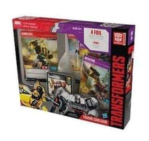 Transformers Trading Card Game: Bumblebee vs Megatron Starter Set