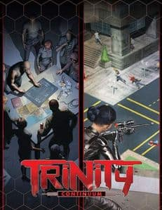 Trinity Contiuum RPG Reference Screen