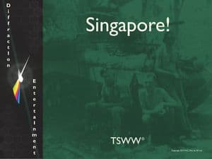 TSWW: Singapore General's Edition