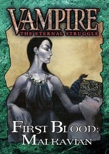 Vampire: The Eternal Struggle - First Blood Malkavian (Introductory Deck)