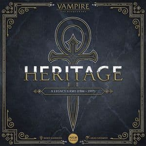 Vampire: The Masquerade - Heritage: A Legacy Game