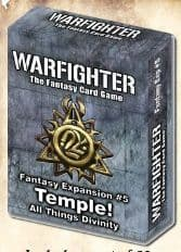 Warfighter Fantasy Expansion #5 - Temple! (All Things Divinity)