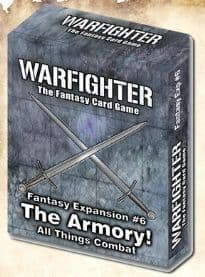 Warfighter Fantasy Expansion #6 - The Armory! (All Things Combat)