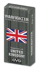 Warfighter Modern Expansion 06: United Kingdom