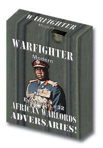 Warfighter Modern Expansion 32: African Warlords #1