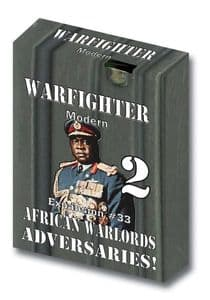 Warfighter Modern Expansion 33: African Warlords #2