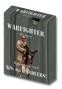 Warfighter Modern Expansion 37: K9 and Handlers