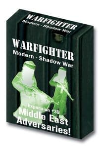Warfighter Modern Expansion 39: Middle East Adversaries (Shadow War)