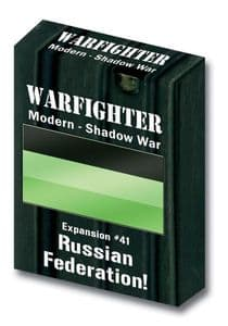 Warfighter Modern Expansion 41: Russian Federation (Shadow War)