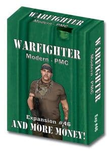 Warfighter Modern Expansion 46: And More Money! (Private Military Contractor)