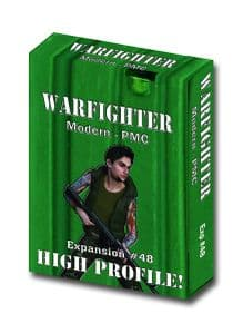 Warfighter Modern Expansion 48: High Profle! (Private Military Contractor)