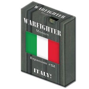 Warfighter Modern Expansion 52: Italy