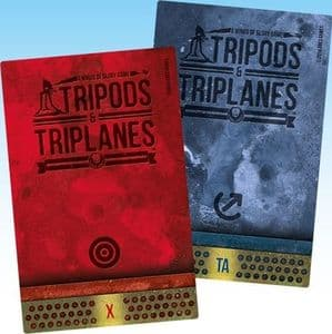 Wings of Glory: Tripods & Triplanes - Additional Damage Deck