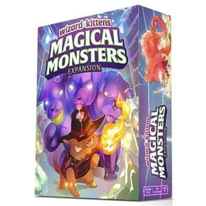 Wizard Kittens : Magical Monsters Expansion