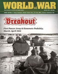 World at War #69 : Breakout - 1st Panzer Army