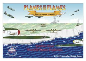 World in Flames Collector's Edition: Planes in Flames Expansion