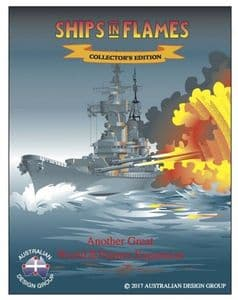 World in Flames Collector's Edition: Ships in Flames Expansion