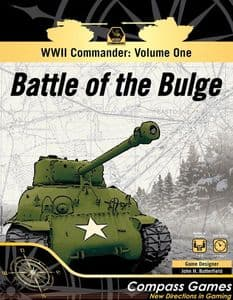 WWII Commander: Volume One - Battle of the Bulge