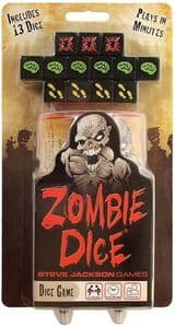 Zombie Dice (Damaged packing)