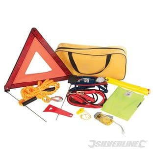 Car Emergency Kit 9pce