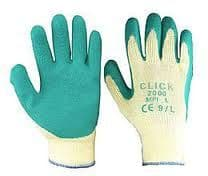 CLICK GRIP GLOVES Box of 100 pairs