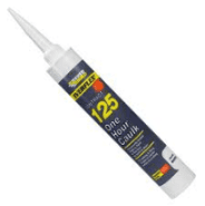 One Hour Caulk 125 White 400ml