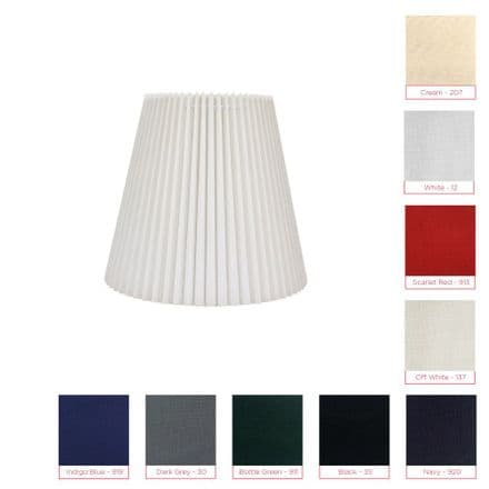 230mm Height X 55 Plts X 20mm -  Chic - Accordion Pleated Sleeve