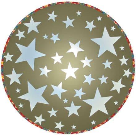 25cm Lampshade Diffuser Stars (2 part set)