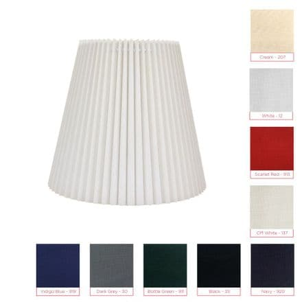 290mm Height X 65 Plts X 20mm -  Chic - Accordion Pleated Sleeve