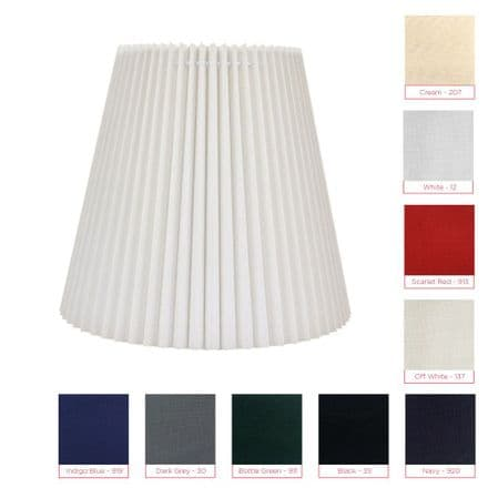 330mm Height X 70 Plts X 20mm -  Chic - Accordion Pleated Sleeve