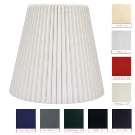 390mm Height X 83 Plts X 20mm -  Chic - Accordion Pleated Sleeve
