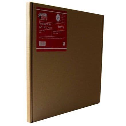 50cm Circle - Textile Wall Art Kit