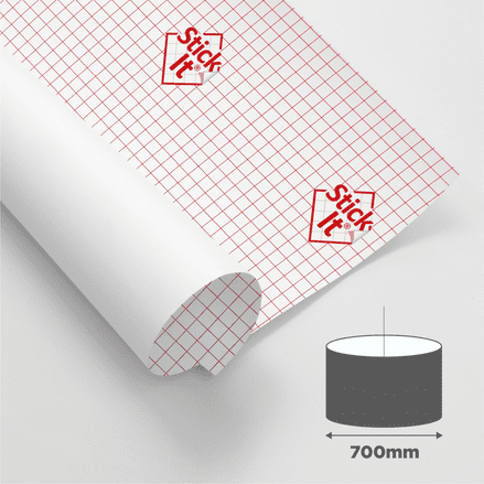 700mm Diameter - Self Adhesive Panels