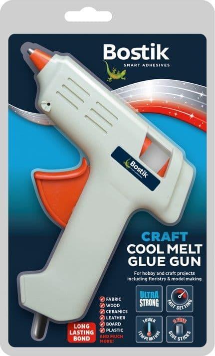 Bostik Cool Melt Craft Glue Gun 30813370