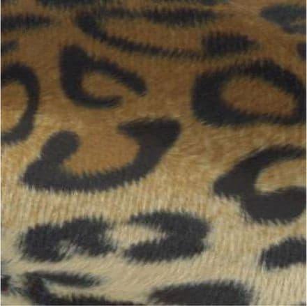 Cheetah Print Fabric- 150cm
