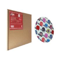 Circle - Textile Wall Art Kits